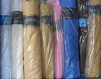 Шифон однотонный, разные цвета (ширина 2,8м)