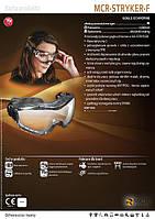 Очки защитные MCR-STRYKER-F