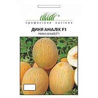 Семена Дыня Амалик F1,  8 семян Профессиональные семена