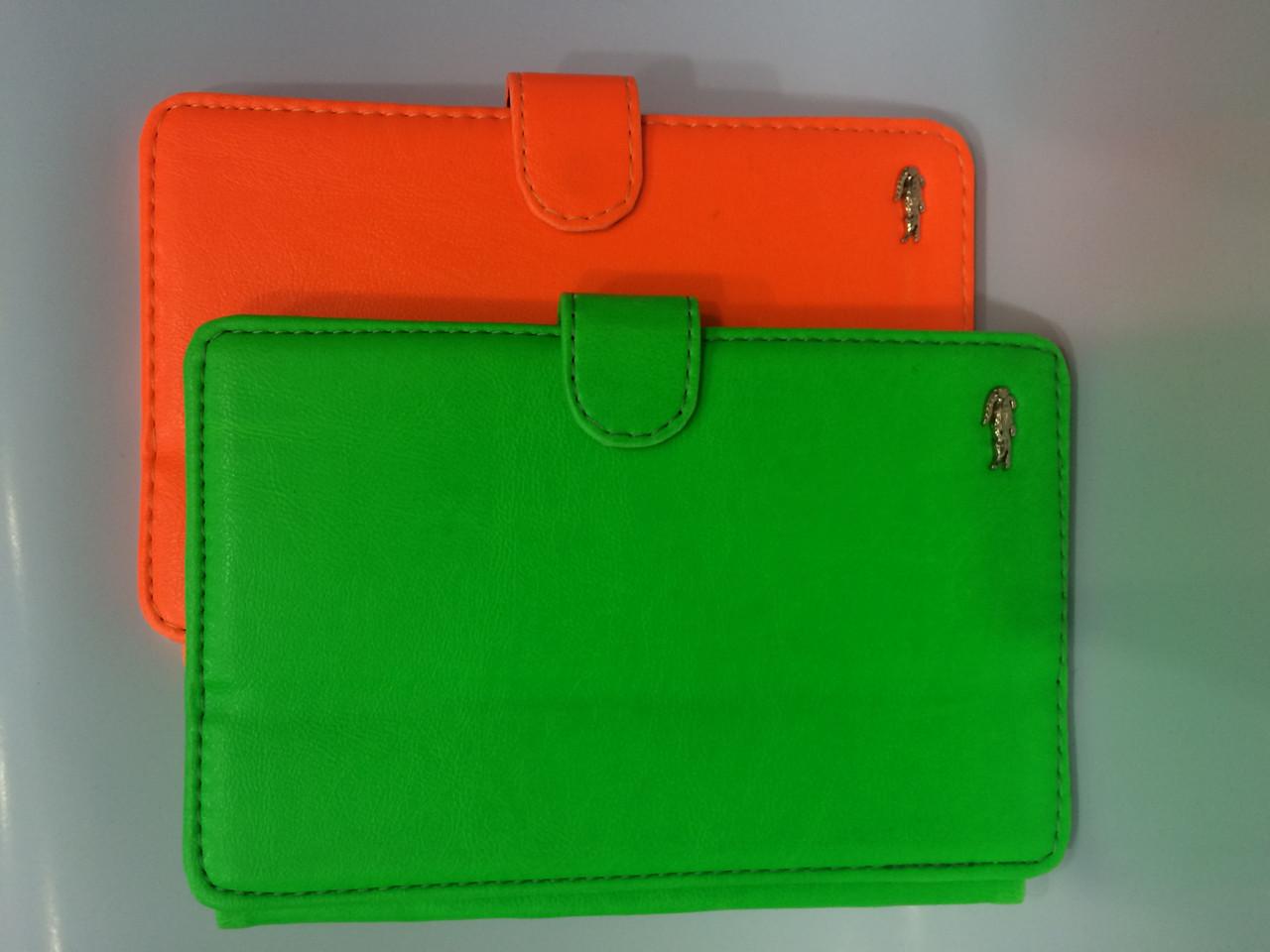 Чехол на планшет 7 дюймов MELENYUM (Зеленое яблоко)