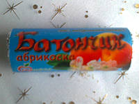 "Батончик ""Абрикоска"" 50г"