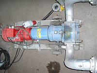 Аренда роторно лопастный насос - Börger PL 200. Производительность насоса 28 м3/ч