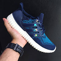 Кроссовки Adidas Yeezy Ultra Boost 350 синие