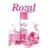 Тоник Розовая Вода «Rozal» Фирмы Sahul, 120 Мл