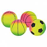 Игрушка для собак Trixie Мяч вспененная резина (цвета в ассортименте), фото 4