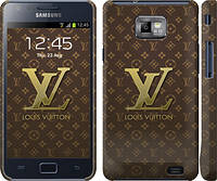 "Чехол на Samsung Galaxy S2 i9100 Louis Vuitton 2 ""455c-14"""