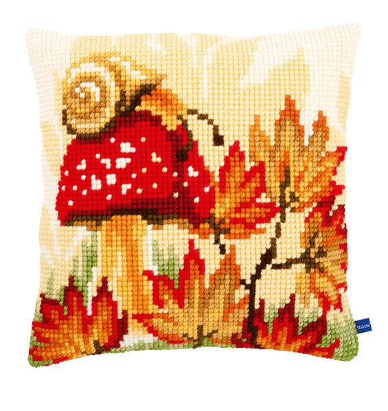 """Набор для вышивания подушек """"Осенняя идилия"""""""