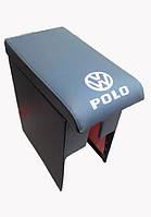 Подлокотник Фольксваген Поло / VW Polo (серый)