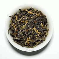 Китайский красный чай Дяньхун. Упаковка - 50 г