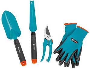 Набор садового инструмента Gardena Starter Kit