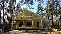 Сборные дома, сборные деревянные дома, сборные дома из бруса Киев, деревянные дома в Киеве, деревянный дом