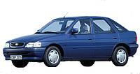Защита двигателя Форд Эскорт (1991-1999) кроме дизель Ford Escort
