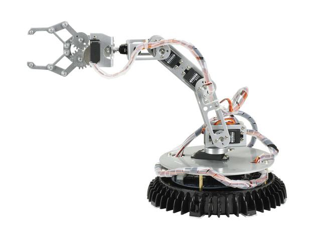 Робототехніка, Механіка, Кріплення