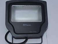 Прожектор светодиодный суперяркий Feron LL630 30W  6400К холодный свет