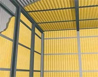 Теплоизоляция складов, ангаров, овощехранилищ напыляемым пенополиуретаном (ППУ)