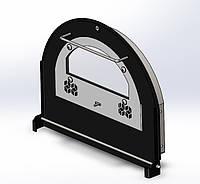 Дверка для выпечки Жарко Арка пица, фото 1