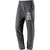Брюки спортивные трикотажные на манжете Adidas originals 03 9f989d53728a5