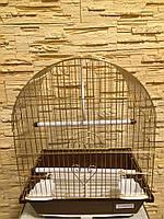 Клетка для мелких птиц и попугаев