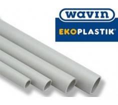 Труба pp-r для холодной воды ду20 pn16 ekoplastik wavin