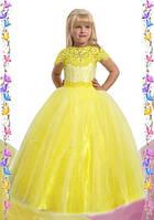 Нарядное детское платье на выпускной ИНГРИД