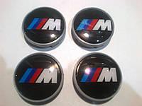 Колпаки в диски BMW M-style диаметр 55мм