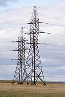 Опора линии электропередач модель 31