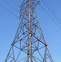 Опора линии электропередач модель 33