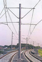 Опора линии электропередач модель 37