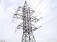 Опора линии электропередач модель 38