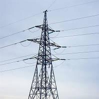 Опора линии электропередач модель 42