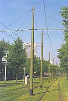 Опора линии электропередач модель 49
