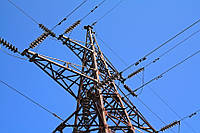 Опора линии электропередач модель 6
