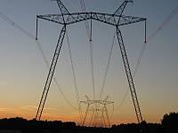 Опора линии электропередач модель 11