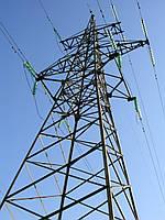 Опора линии электропередач модель 13