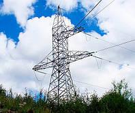 Опора линии электропередач модель 14