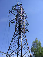 Опора линии электропередач модель 20