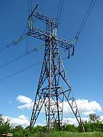 Опора линии электропередач модель 28