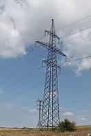 Опора линии электропередач модель 53
