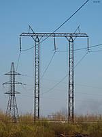 Опора линии электропередач модель 59