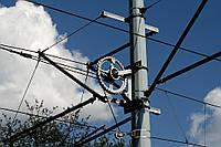 Опора линии электропередач модель 63