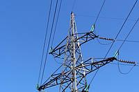 Опора линии электропередач модель 64