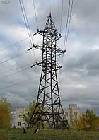 Опора линии электропередач модель 66