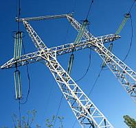 Опора линии электропередач модель 67