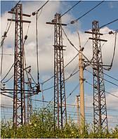 Опора линии электропередач модель 68