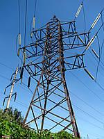Опора линии электропередач модель 71