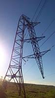 Опора линии электропередач модель 73