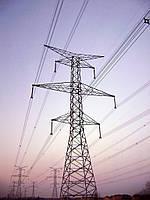 Опора линии электропередач модель 78