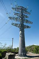 Опора линии электропередач модель 81