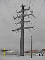 Опора линии электропередач модель 83