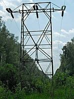 Опора линии электропередач модель 84